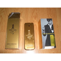 Perfume 1 One Million 100ml Paco Rabanne Original Lacrado