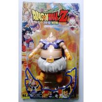 Boneco Majin Boo Gordo Dragon Ball Z Super Lacrado 11 Cm Gt