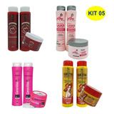 Kit Capilar 12 Produtos Belkit - Limpa Estoque!!! Loucura!