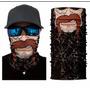 Bandana Lenço De Boca Máscara Proteção Motoqueiro Pesca