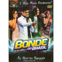 Dvd Bonde Do Brasil No Spazzio - Pb Original + Frete Grátis