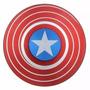 Fidget Hand Spinner Spiner Rolamento Abec 15 Capitão America