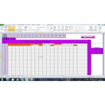 Planilha Excel -conferência Da Mega Sena, Loto Fácil E Quina