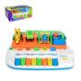 Piano Animal Musical Brinquedo Infantil