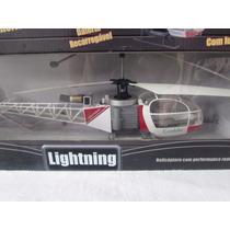 Helicóptero Modelo H18 Lightning Da Candide Na Caixa - Ax
