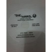 Protetor De Cds, Dvds, Discos Da Die Hard - Rock Heavy Metal