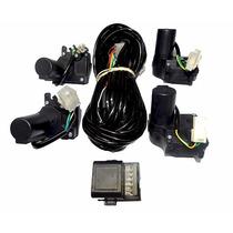 Kit Trava Elétrica Fiat Uno Especifica 4 Portas