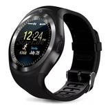 Relógio Celular Smartwatch Touch Android Bluetooth Usb Sd