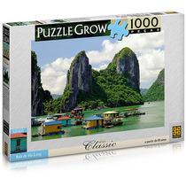 Puzzle Baía De Ha Long Quebra-cabeça Grow De 1000 Peças 0272