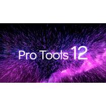 Pro Tools 12 Hd + Waves 9.30 + T- Racks Cs + Melodyne 4 Full