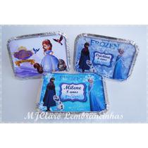 20 Marmitinhas Personalizadas Frozen - Princesa Sofia