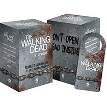 Box - The Walking Dead - 05 Livros