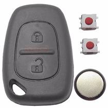 Capa Chave Telecomando Renault Clio 2 E Atuais Tuning