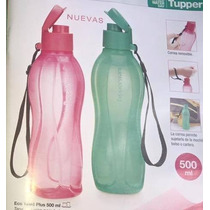 Tupperware Garrafa 500 Ml Flip Top