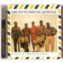 Cd Grupo Fundo De Quintal - Carta Musicada