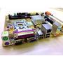 Placa Mãe Pcware Ipm31 775 Ddr2 C/ Chipset Intel