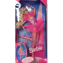 Barbie Twirling Ballerina Bailarina Antiga 1995 80 90