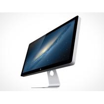 Apple Thunderbolt Display - Monitor Tela Plana 27 *promoção*