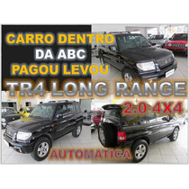 Pajero Tr4 2.0 Long Range 4x4 Ano 2006 Financiamento Facil