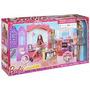 Real Casa Portatil Da Barbie Mattel Com Boneca