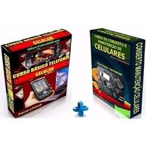 Curso De Manutenção De Celulares,tablet E Eletronica 15 Dvds