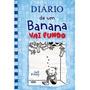 Livro Diário De Um Banana Vol. 15 - Vai Fundo Original
