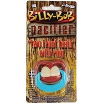 Chupeta Engraçada - Dois Dentes Original - Importada Dos Eua