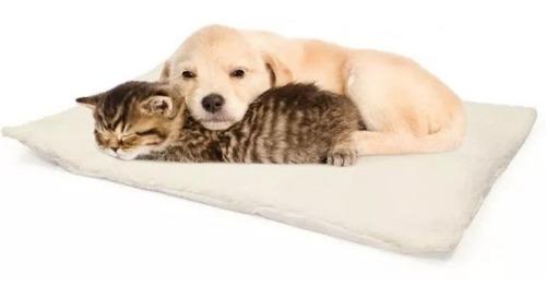 Tapete Termico Pet Almofada Cães Gatos Aconchegante 58x46cm