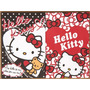 Papel De Carta 1 Hello Kitty 4 Folhas Diferentes+2 Envelopes