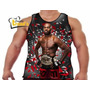 Regata Camiseta Ufc Jon Bones Jones