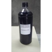 Tinta Preta Pigmentada Universal Para Impressora Hp 1 Litro