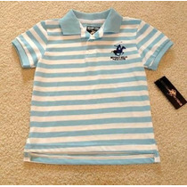 Bervely Hills Polo Club | Camisa Polo | Importada | 3 Anos