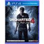 Jogo Uncharted 4 - Playstation 4 Ps4 - Original - Lacrado