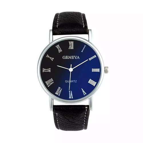 ffbe58b8a1c Relógio Masculino Geneva Frete Grátis Hoje
