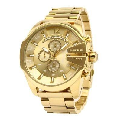 Relógio Masculino Diesel R5195 Diesel Dourado Garantia R 269.9 m1IAQ ... 542e333b76