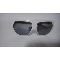 Oculos Evoke Original Amplidiamond Crystal Shine White Silve