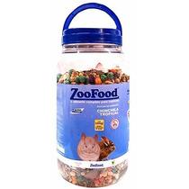 Big Mistura De Semente Chinchila Tropical Zoofood 2kg