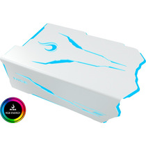 Cover De Fonte Rise Mode Dragon Branco Rgb Mb Rm-cf-06-dr