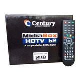 Receptor Midia Box B2 Hd Tv Century