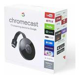 Google Chrome Cast 2 Original Novo Lacrado Pronta Entrega