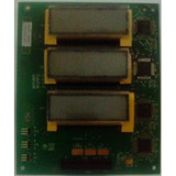 Display Gilbarco Pro Legacy / Cepel / Gbr 111 Recondicionado
