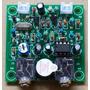Transmissor Receptor 7.023-7.026 Mhz 4.1 Kit Montar