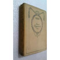 Livro David Copperfiled Tomo 1 - Charles Dickens (francês)