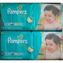 88 Fraldas Pampers Total Confort Mensal Tamanho Xxg + 14kg