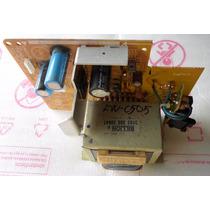 Placa Fonte Transformador Som System Philips Fwc505 Fw-c505