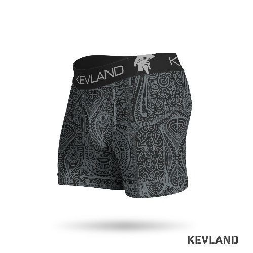 597e1d7c5 Kevland Cueca Boxer Maori All Black