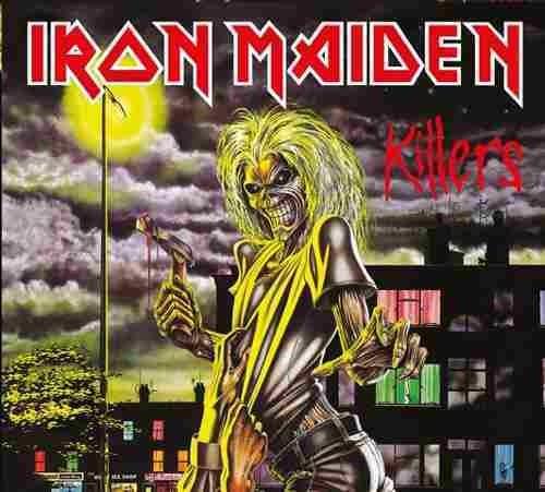 Cd Iron Maiden Killers (1981) Remastered