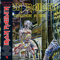 Iron Maiden -somewhere In Time (picture Disc) [vinyl]