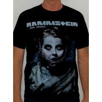 Camiseta Rammstein - Dem Regen