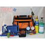 Kit Ferramentas Refrigeração: Bomba De Vácuo ,manifold , R22